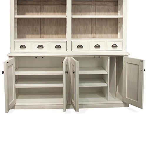 Riverside Furniture Juniper 4 Door Buffet In Chalk 0 2