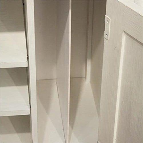 Riverside Furniture Juniper 4 Door Buffet In Chalk 0 3