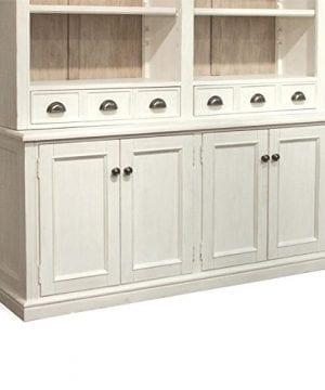 Riverside Furniture Juniper 4 Door Buffet In Chalk 0 300x360