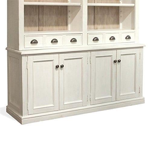 Riverside Furniture Juniper 4 Door Buffet In Chalk 0