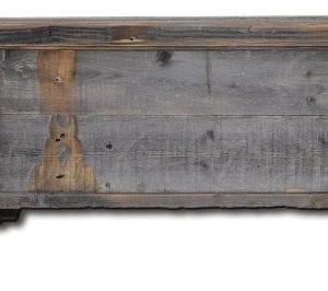 Rustic Barn Wood Trunk 0 300x266