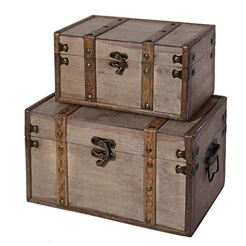 New Primitive COUNTRY PHOTOS MEMORIES KEEPSAKES Storage Nesting Stacking Boxes