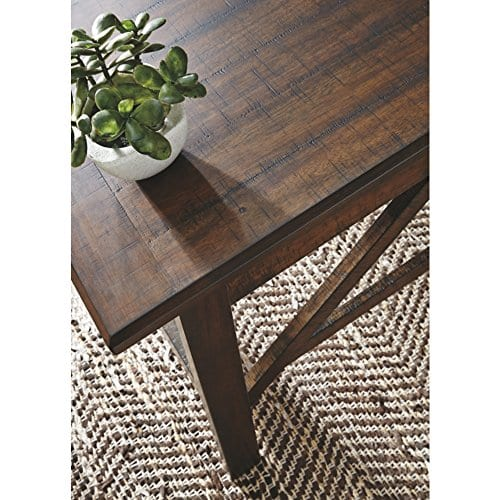 Signature Design By Ashley Baldridge Large Leg Desk 0 4
