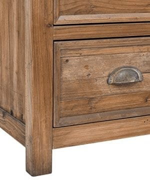 Stone Beam Bryson Narrow Bookcase 197W Wood 0 0 300x360