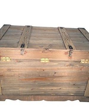 Styled Shopping Huntington All Cedar Medium Wood Storage Trunk Wooden Treasure Chest 0 1 300x360