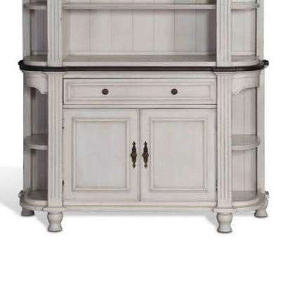 Sunny Designs Buffet In French Country 1956FC B 0 0