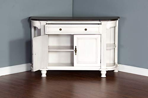 Sunny Designs Buffet In French Country 1956FC B 0