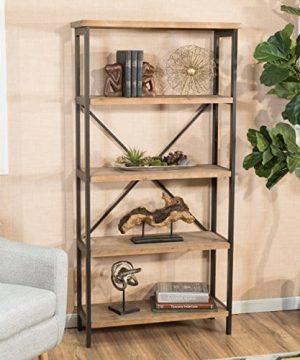 Winsten Antique Fir Wood Display Shelf By Christopher Knight Home 0 300x360