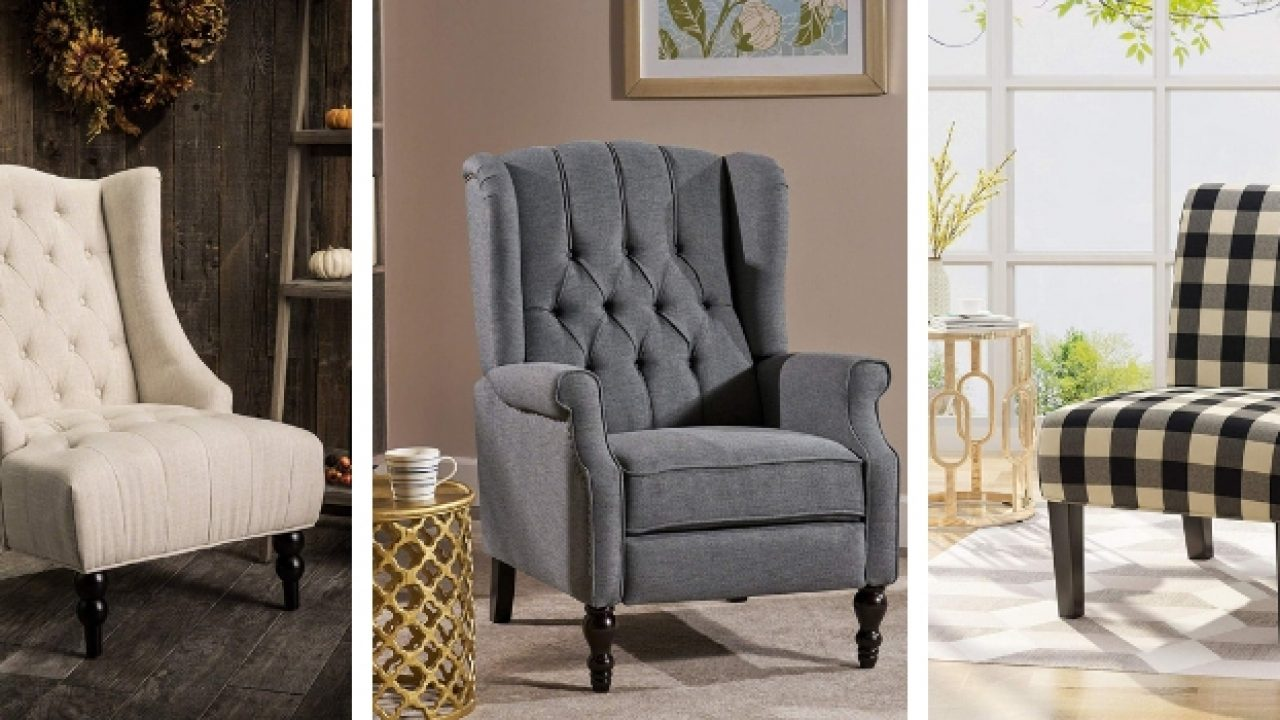 Picture of: Farmhouse Accent Chairs Rustic Accent Chairs Farmhouse Goals