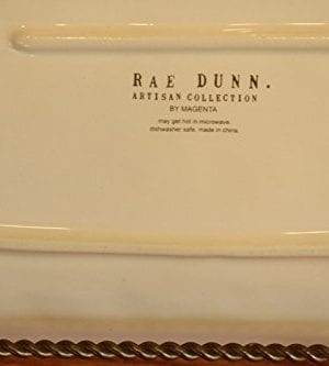 14 Rae Dunn Merry Christmas Serving Platter Plate 0 1 300x333