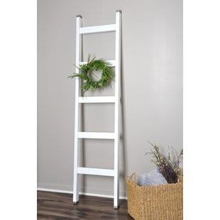 2-piece-wreath-accent-6-ft-blanket-ladder-set-of-2
