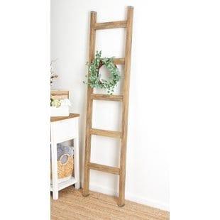 2-piece-wreath-accent-6-ft-blanket-ladder