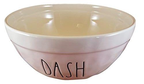 Artisan Collection Rae Dunn Set Of 3 Nesting Mixing Ceramic Bowls Pinch Dash Mix 0 1