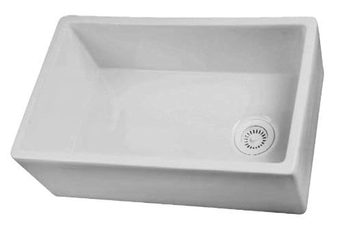 Barclay FS30 30 Fire Clay Farmer Sink White 0 0