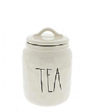 Contemporary Tea Canister By Rae Dunn By Magenta 0 300x360
