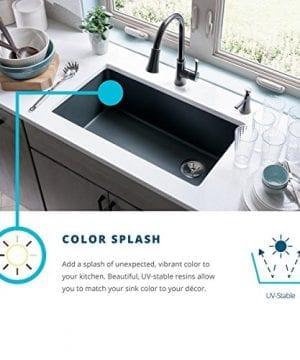 Elkay Quartz Classic ELGU2522WH0 White Single Bowl Undermount Sink 0 2 300x360