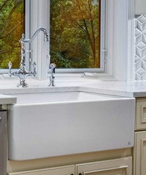 Finefixtures Sutton 30 Fireclay Sink 0 300x360