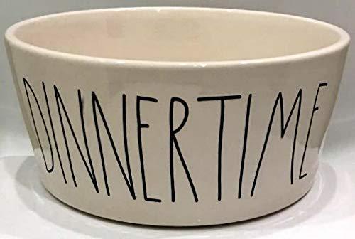 Rae Dun Magenta Ceramic PetDog Feeding Bowl DINNERTIME Extra Large Diameter 8 Inch 0
