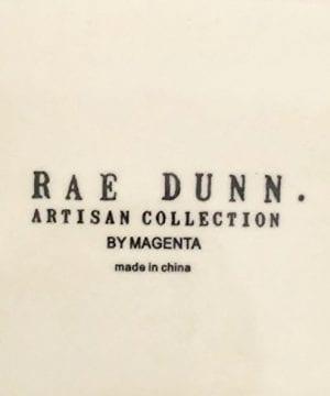 Rae Dunn Artisan Collection By Magenta PenPencil Holder 45 X 3 X 3 DREAM Type Writer Print 0 0 300x360