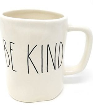 Rae Dunn Artisan Collection Magenta Mug BE KIND 0 300x360