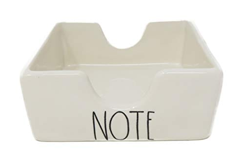 Rae Dunn Artisan Collection By Magenta Note Holder 0