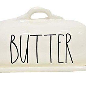 Rae Dunn BUTTER Dish 0 300x312