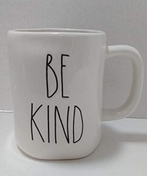 Rae Dunn Be Kind Mug Artisan Collection By Magenta Stacked Words 0 300x360