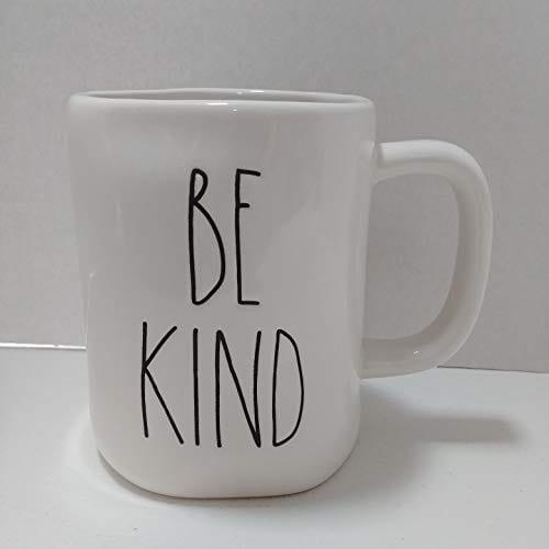 Rae Dunn Be Kind Mug Artisan Collection By Magenta Stacked Words 0