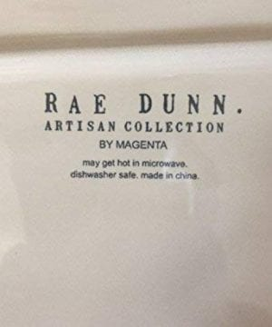 Rae Dunn Blessed Thanksgiving Holiday Serving Platter Artisan Collection 0 0 300x360