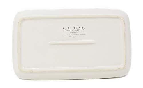 Rae Dunn By Magenta BUTTERCUP Ceramic LL Butter Dish 0 0