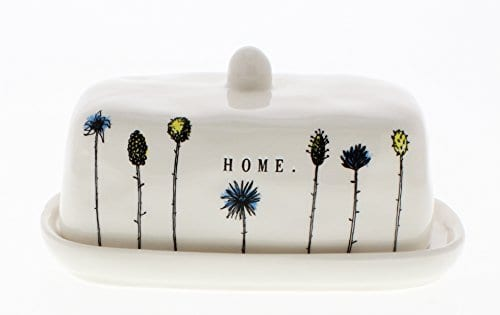 Rae Dunn HOME Collection Butter Dish 0