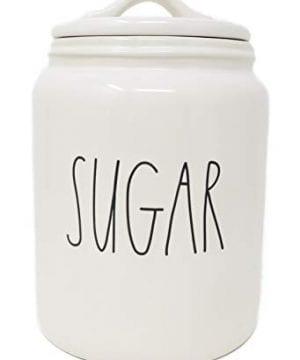 Rae Dunn LL Sugar Canister LARGE 0 300x360