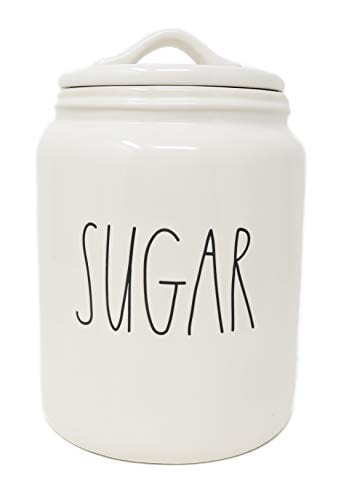 Rae Dunn LL Sugar Canister LARGE 0