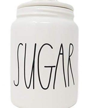 Rae Dunn Magenta Ceramic Canister Sugar 0 300x360