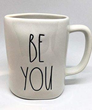 Rae Dunn Magenta Coffee Gift Mug BE YOU 0 300x360