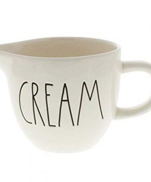 Rae Dunn Magenta Cream LL Ceramic Creamer 0 300x360