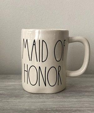 Rae Dunn Maid Of Honor Mug By Magenta Wedding Bachelorette 0 0 300x360