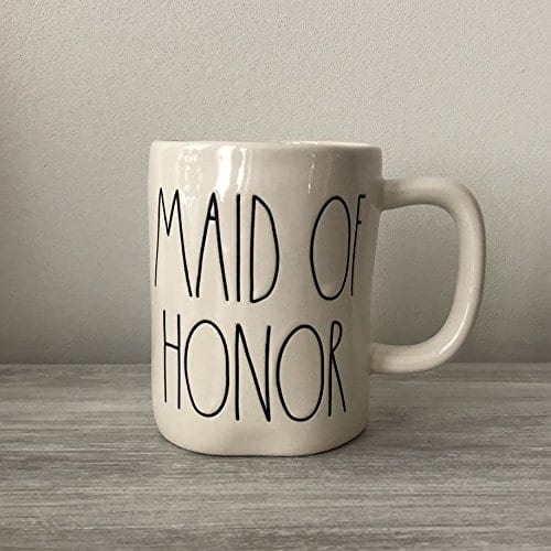 Rae Dunn Maid Of Honor Mug By Magenta Wedding Bachelorette 0 0