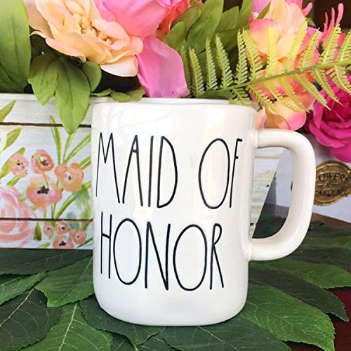 Rae Dunn Maid Of Honor Mug By Magenta Wedding Bachelorette 0 1