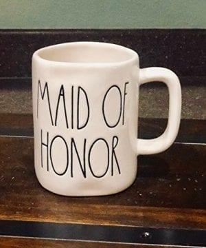 Rae Dunn Maid Of Honor Mug By Magenta Wedding Bachelorette 0 2 300x360