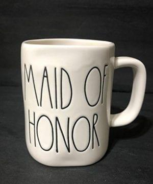 Rae Dunn Maid Of Honor Mug By Magenta Wedding Bachelorette 0 3 300x360