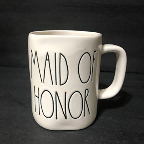 Rae Dunn Maid Of Honor Mug By Magenta Wedding Bachelorette 0 3