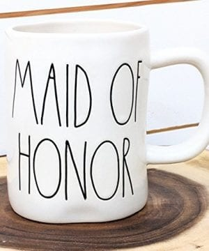 Rae Dunn Maid Of Honor Mug By Magenta Wedding Bachelorette 0 300x360