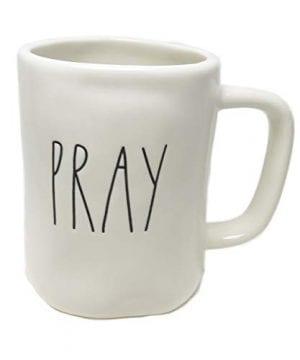 Rae Dunn PRAY Mug By Magenta 0 0 300x360