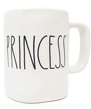 Rae Dunn Prince Princess Coffee Mug Set 0 2 300x360