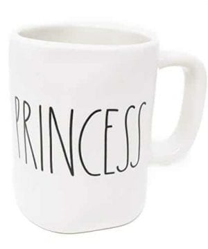 Rae Dunn Prince Princess Coffee Mug Set 0 3 300x360