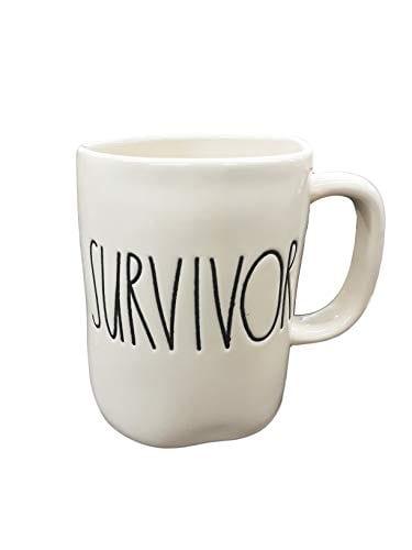 Rae Dunn SURVIVOR Mug 0