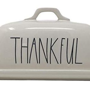 Rae Dunn Thankful Butter Dish 0 300x301