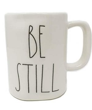 Rae Dunn By Magenta BE STILL Ceramic LL Coffee Mug 0 0 300x360