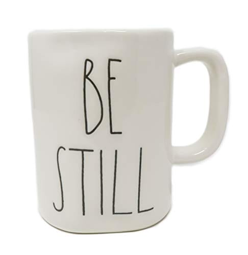 Rae Dunn By Magenta BE STILL Ceramic LL Coffee Mug 0 0